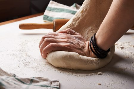 make your own bread to stay sane, social, and satisfied