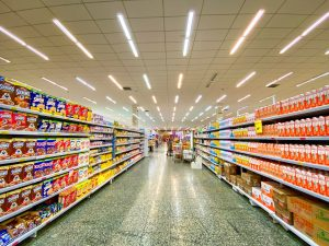 Grocery store chains offer special times for vulnerable shoppers