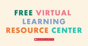 Scholastic is offering FREE day-by-day learning activities