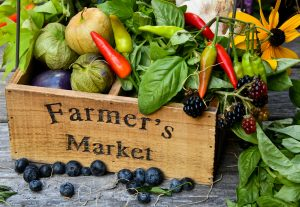 It's fresh produce season! Here are 15 farmers markets near you.