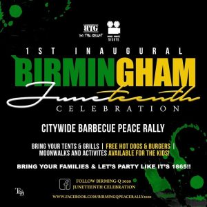 Don't miss these Juneteenth events in the Birmingham area!