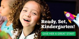 Make New Friends: A FREE Kindergarten Readiness program for girls