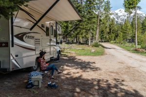 Create memories when you rent an RV for vacation!