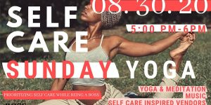 FREE women's Self Care Yoga Class at Avondale Park