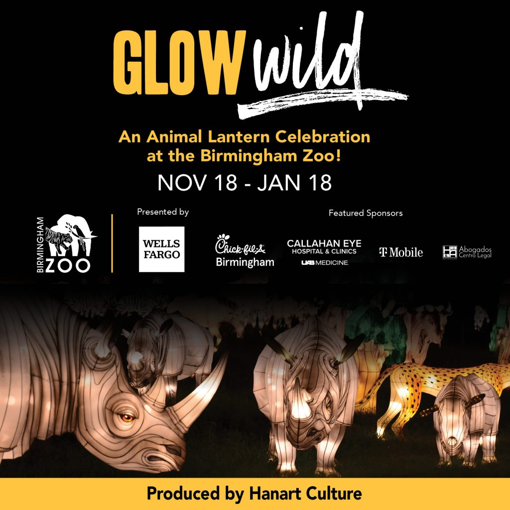 How to get discount tickets to Glow Wild at the Birmingham Zoo